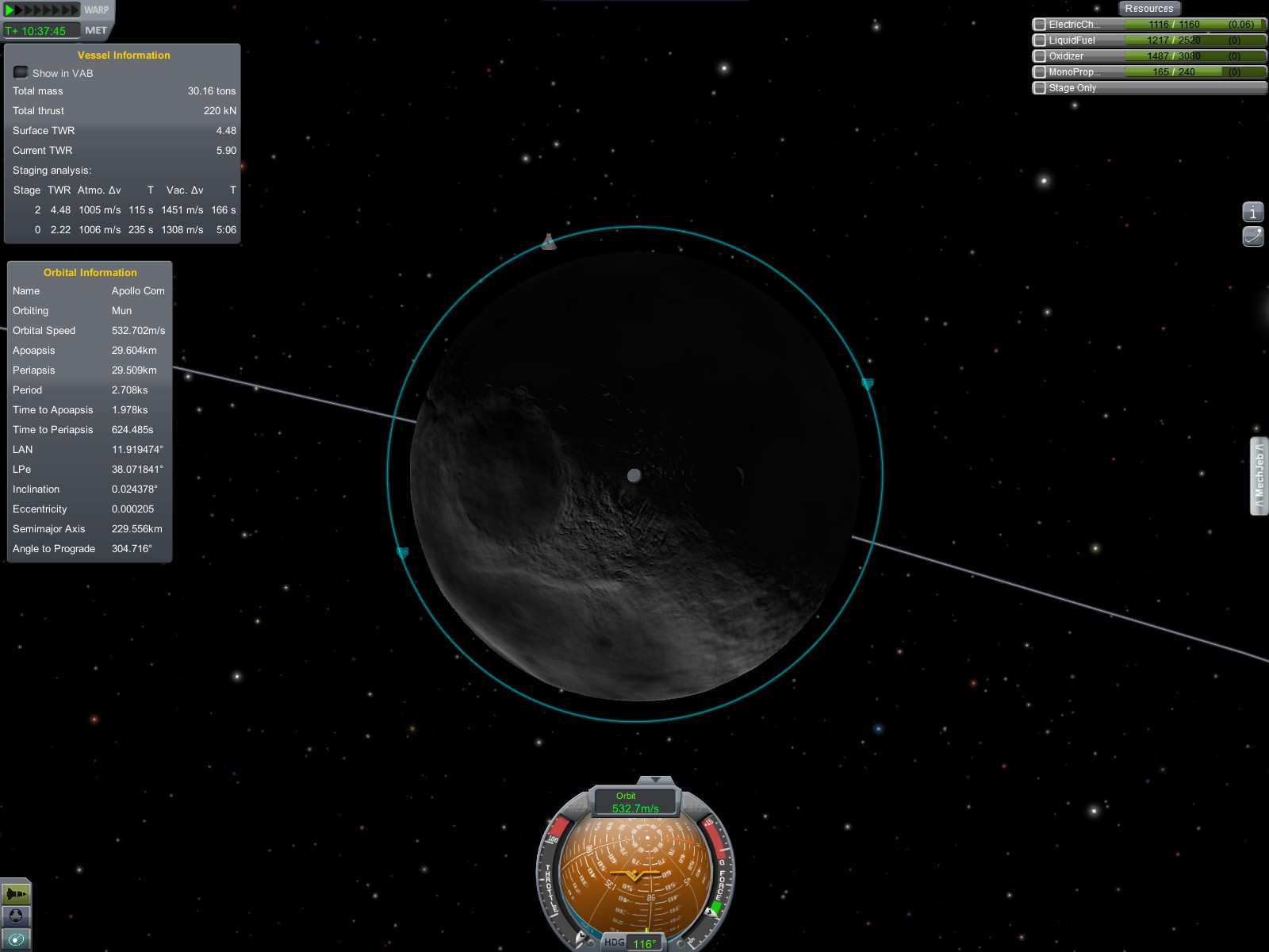 Picture of: Mun Capture